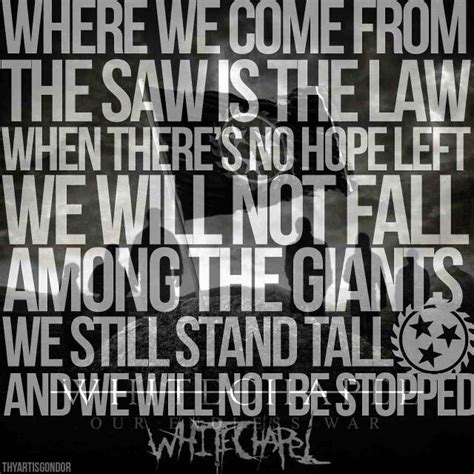 Whitechapel Section 8 Lyrics by 17 Best Images About White Chapel On Songs