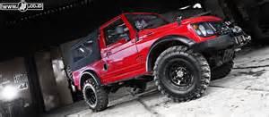Suzuki Katana Modifikasi Modifikasi Suzuki Katana Offroad Merah Remcakram