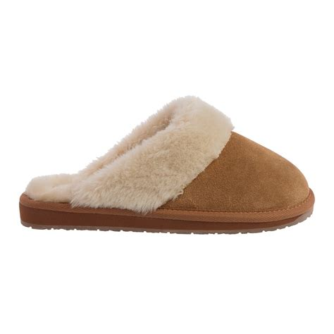 m s slippers minnetonka selma scuff slippers for save 80