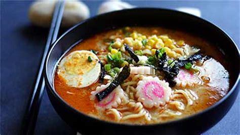 Ramen Jepang Daftar 10 Makanan Terenak Di Dunia Segala Info Dot