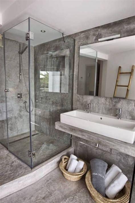 best 25 black bathrooms ideas on pinterest concrete best 25 concrete countertops bathroom ideas on pinterest