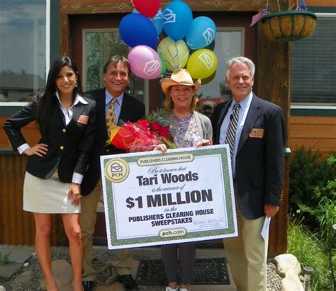 Sweepstakes Winners - is the publishers clearing house sweepstakes patrol for real