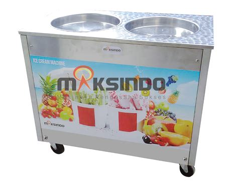 Mesin Es Krim Roll mesin fry es krim roll goreng toko mesin
