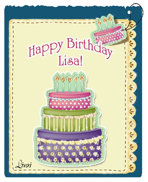 happy birthday lisa mp3 download glitter graphics the community for graphics enthusiasts