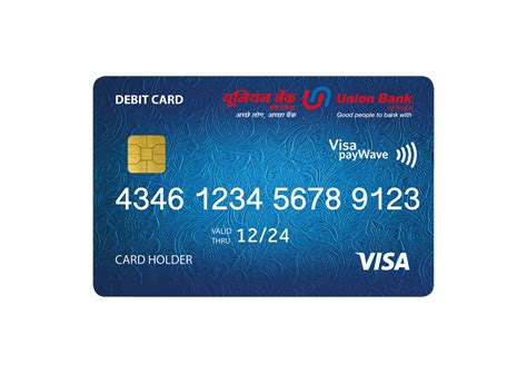 Visa Debit Card Template by Business Credit Cards Union Bank Choice Image Card