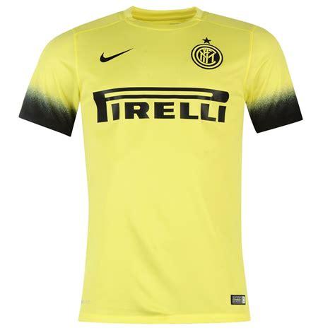 Inter Milan 3rd Jersey nike inter milan 3rd jersey 2015 2016 mens yellow black