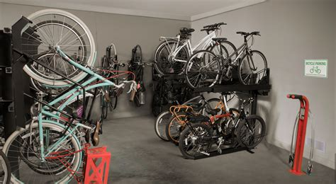 Bike Rooms by Bicycle Storage Facilities And Bike Rooms Ground