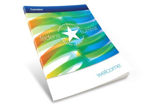 comstor federal summit studio  branding