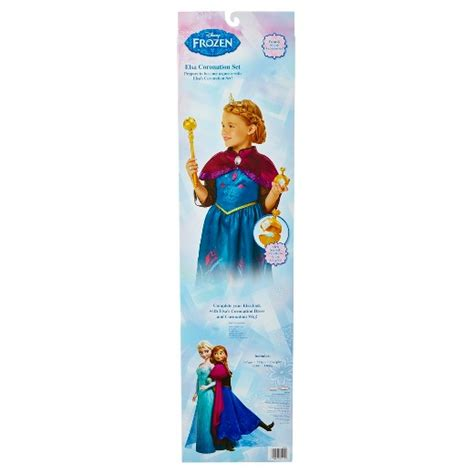 disney set elsa frozen tokoonecom disney frozen elsa coronation set target