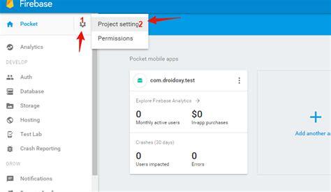 Firebase Documentation