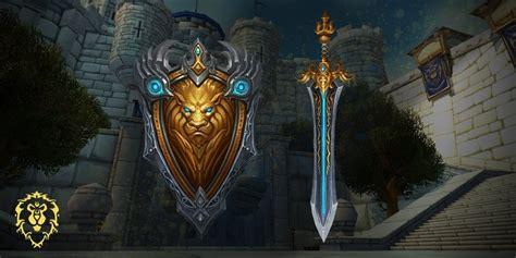 Armes du film Warcraft dans WoW   World of Warcraft