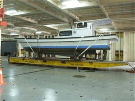 shipping boat and trailer international boat shipping k international