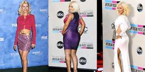 How did christina aguilera lose weight diet jpg
