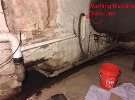 Basement Floor Drain Backing Up Quot Drain Quot In Basement Backing Up Doityourself Community Forums