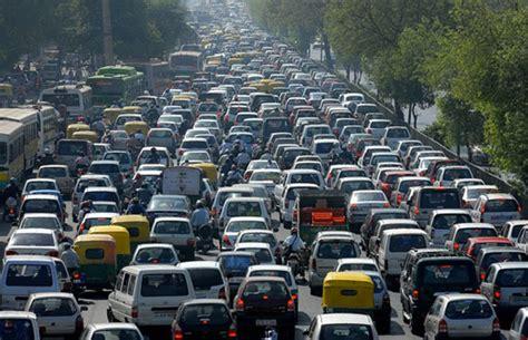 Onde existe o trânsito mais caótico do mundo?   Mundo