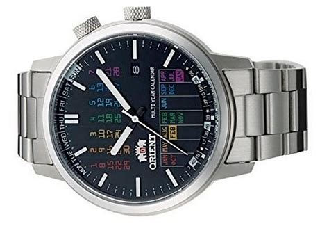 Orient Multi Year Calendar orient automatic multi year cale end 5 21 2019 4 15 pm