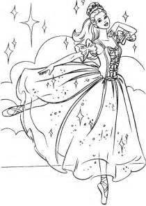 coloring page barbie mermaid gallery