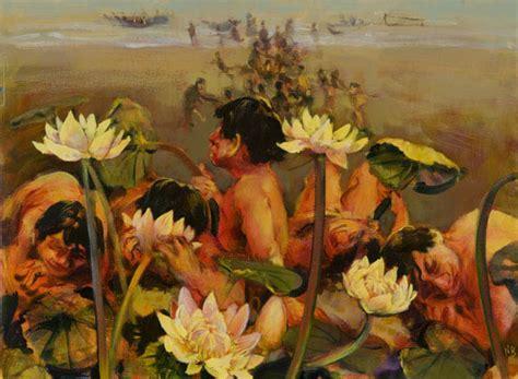 the lotus eaters tv flowerpower bij de lotophagen mnemosyne