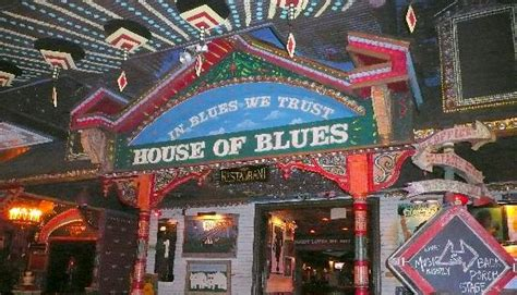 House Of Blues Interior by Exterior View Picture Of House Of Blues Restaurant