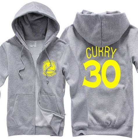 Stephen Curry Sweater Hoodie nba golden state warriors stephen curry zipper hoodie