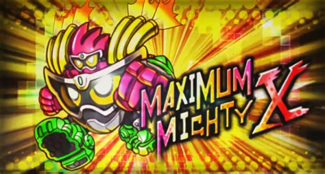 Ex Aid Maximum Mighty X maximum mighty x title by byudha11 on deviantart