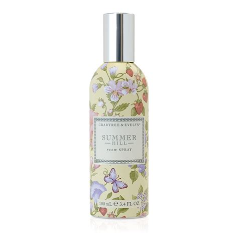 summer hill home fragrance spray