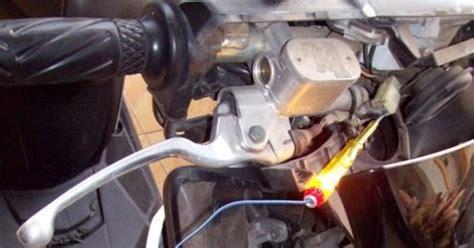 Lu Hid Motor Tidak Menyala aris candra tutorial memasang lu hid di motor mio