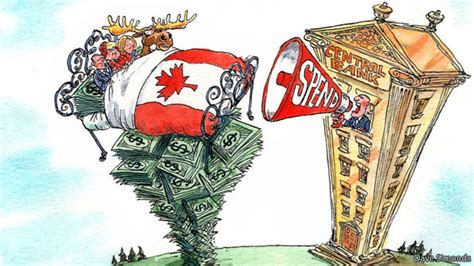 Mba In Economics In Canada by Hey Small Spender The Economist