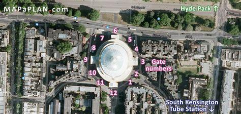 O2 Arena Floor Seating Plan royal albert hall detailed seat numbers seating plan