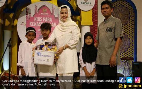 Garudafood Paket 1 gandeng baznas garudafood salurkan 1 000 paket ramadan