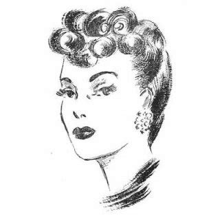 swing era hairstyles how to create 1940s hairstyles instructions and
