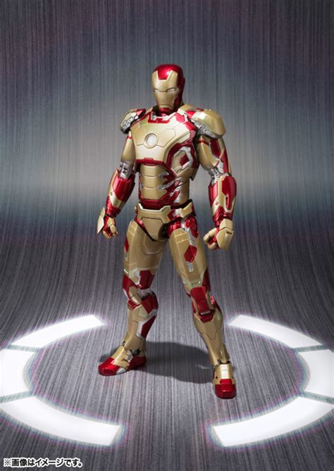 Bandai Shf Iron 3 Iron Patriot photos and info for sh figuarts iron 42 and iron