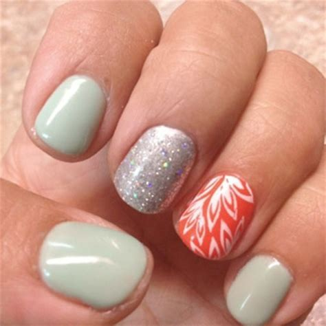 easy nail art collection nail art design easy summer wear collection 2015 1