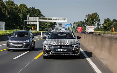Audi Drives Itself by 2019 Audi A8 The Audi That Drives Itself In Traffic The