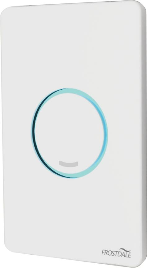 z wave light switch z wave wireless 1 touch light switch from frostdale inc
