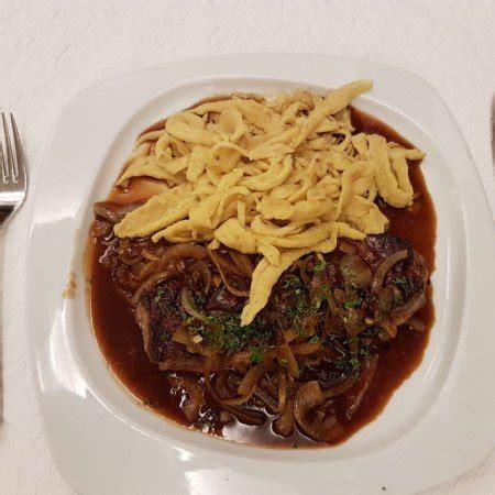 gute kuche restaurant benckiser hof pforzheim restaurant