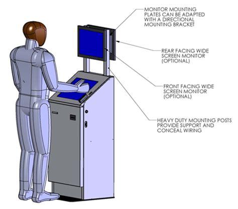 touch screen topup kiosk pin vending machines