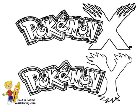 Spectacular Pokemon X And Y Chespin Swirlix Free Coloring Pages Xy