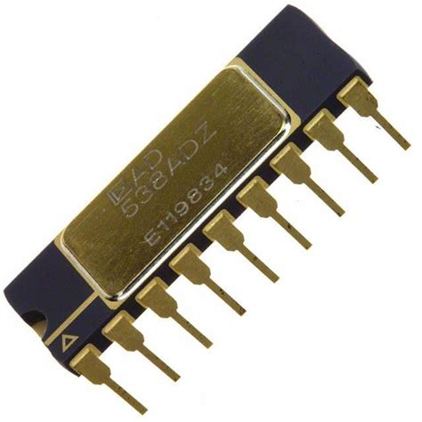 integrated circuit and devices ad538adz analog devices inc integrated circuits ics digikey