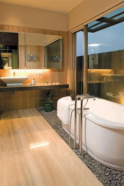 modern bathroom interior landscape iroonie com contemporary modern home designs with wooden interior and