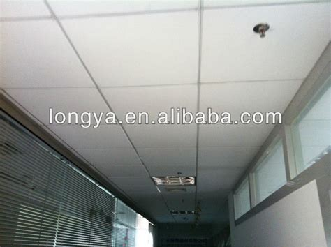 sound isolated water resistant grg gypsum board ceiling