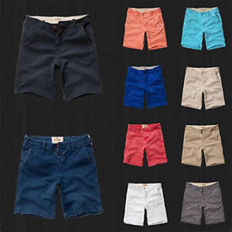 Abercrombie Fit Ready Size M nwt hollister hco by abercrombie classic fit at the knee shorts all size color