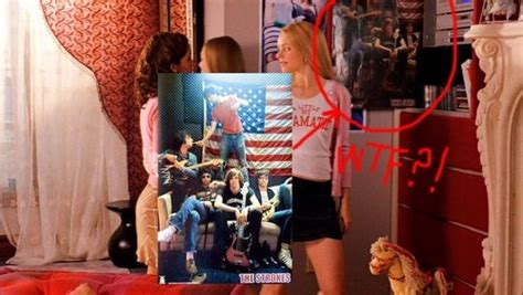 regina george bedroom remember when regina from mean girls had a strokes poster