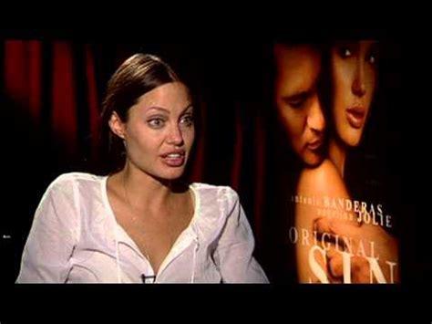 original sin film complet youtube original sin angelina jolie exclusive interview youtube