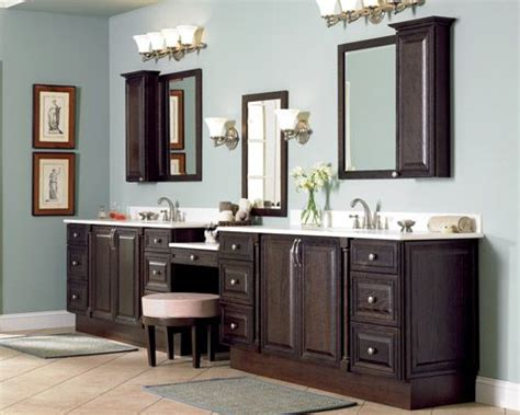 bathroom vanity with makeup station 17 best images about bathroom reno ideas on