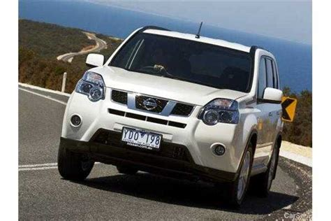 nissan x trail road test review 2011 nissan x trail st 2wd review and road test
