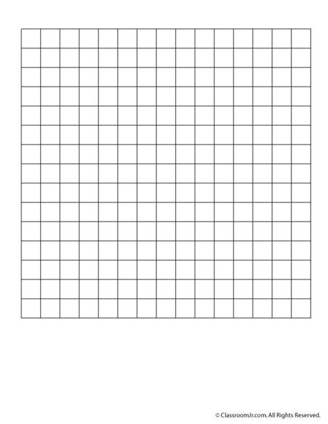 grid layout microsoft word blank 15 x 15 grid paper or word search grid classroom