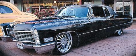 Eldorado Upholstery 1967 Cadillac Coupe Deville Custom