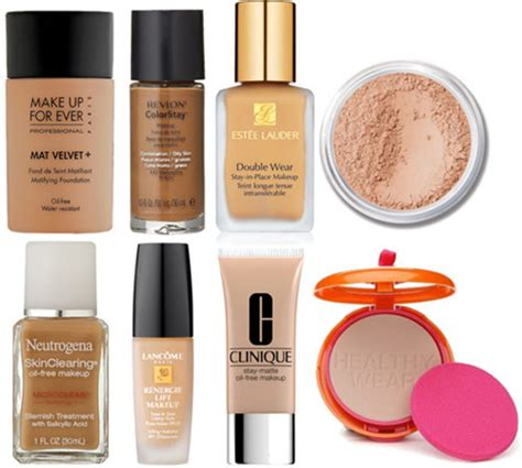 Foundation Acnes The Best Makeup For Acne Prone Skin College Fashion