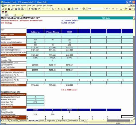 Escrow Analysis Spreadsheet by Escrow Analysis Spreadsheet Rimouskois Resumes